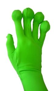 1 gant de grenouille