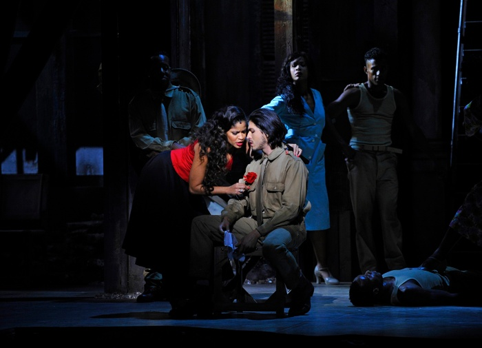 Carmen La cubana - Joel Prieto-jose-theatre-du-chatelet-marie-noelle-robert