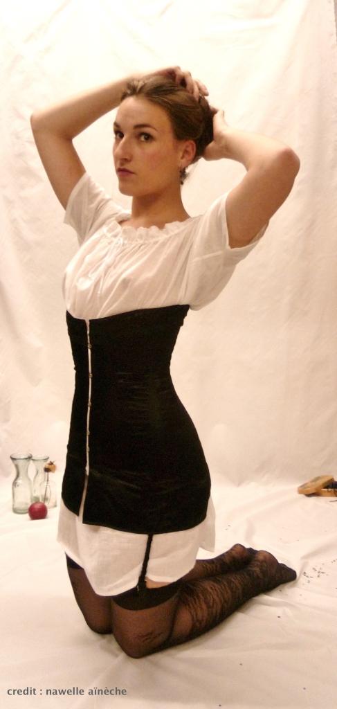 corset 1910 léa