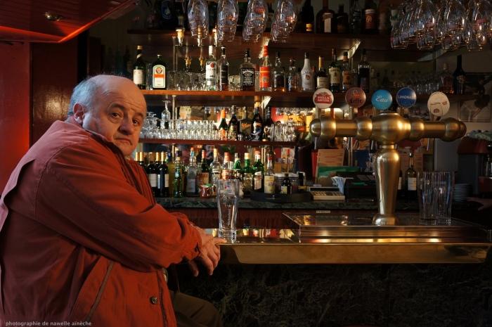 Joseph Hernandez dans le rôle de Gérard- photo de Nawelle aïnèche