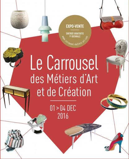 Carrousel des Métiers d'art