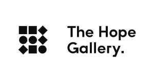 Logo the hope gallery